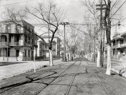 Esplanade Avenue: 1900
