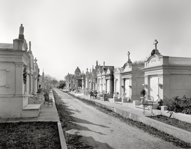Afternoon of the Dead: 1895