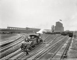 Stuyvesant Dock Terminal: 1900