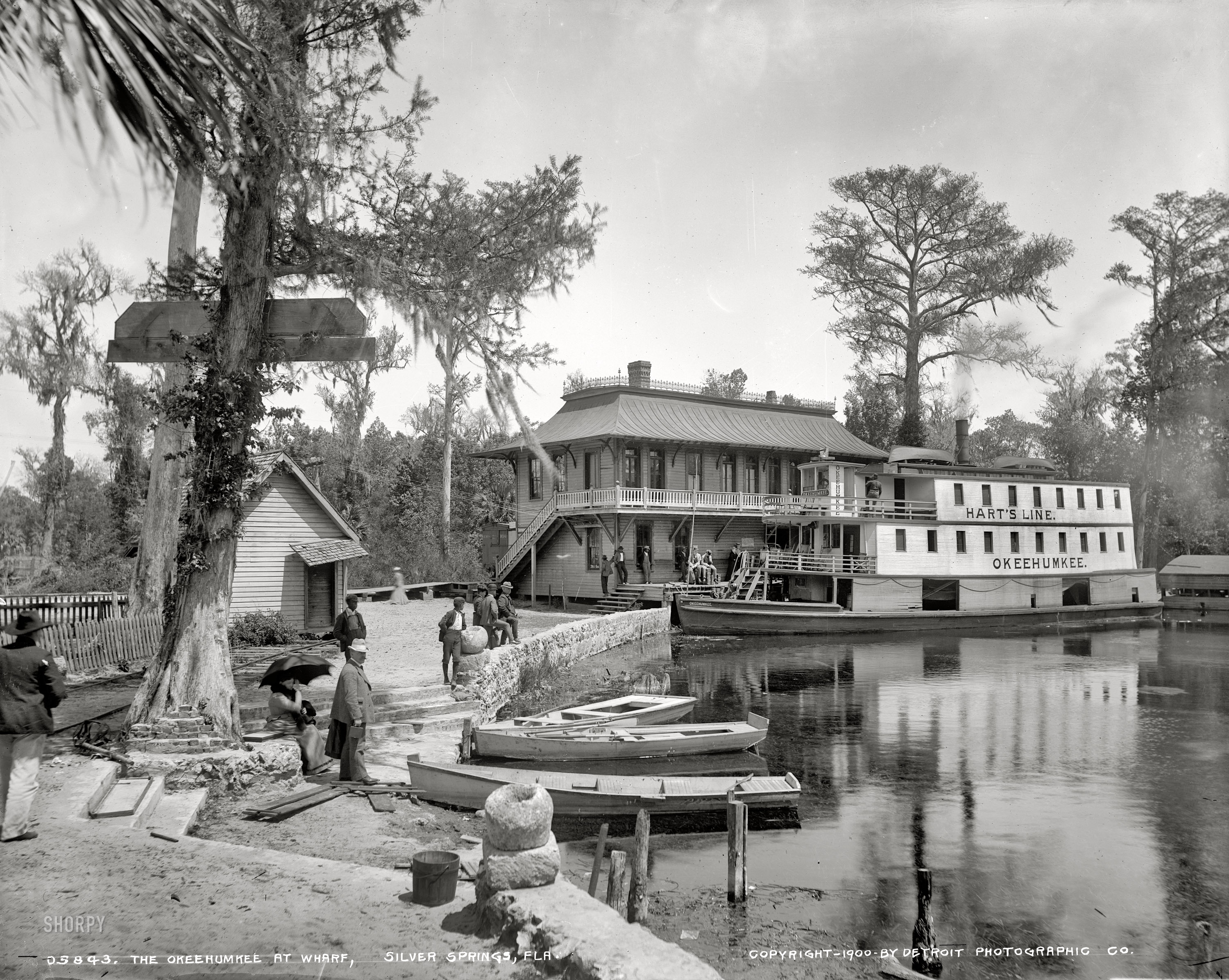 Shorpy Historic Picture Archive Silver Springs 1900