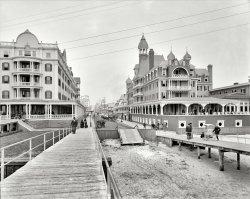 Hotel Windsor: 1900