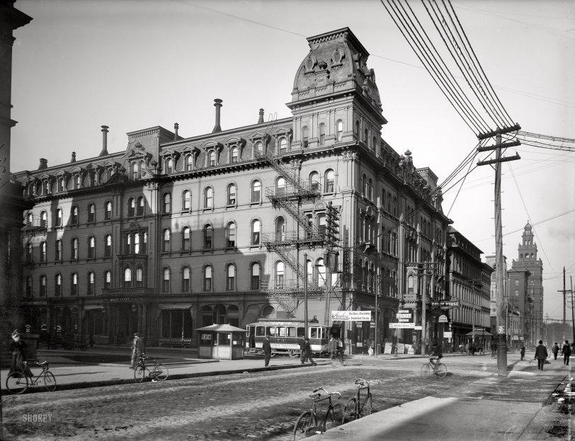 Boody House: 1900