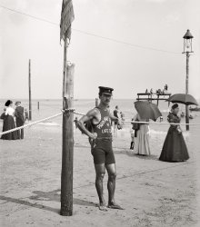 The Lifeguard: 1905