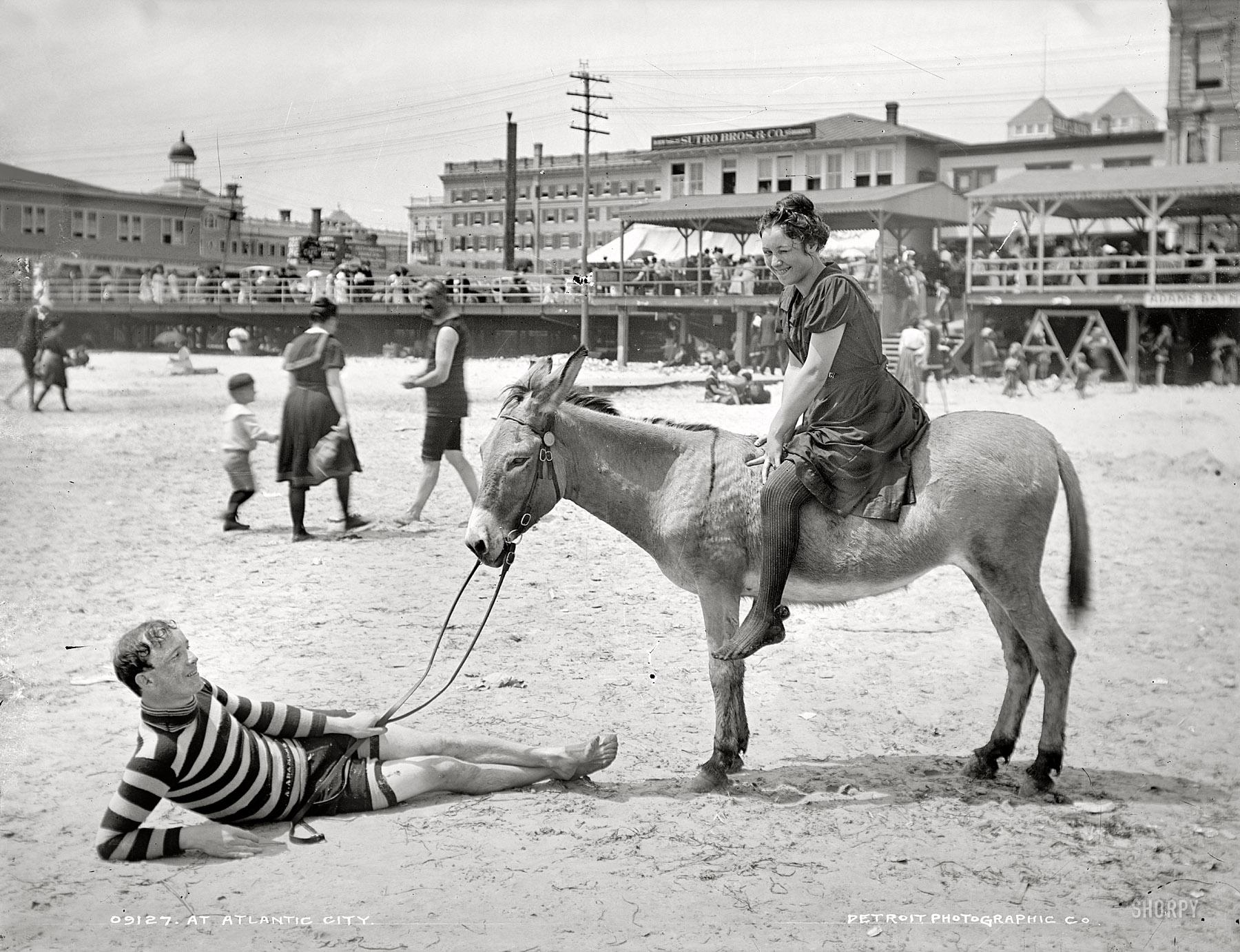 Shorpy Historical Picture Archive :: Daytona Beach: 1904