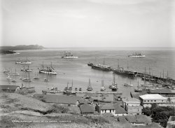 Gunboat Diplomacy: 1905