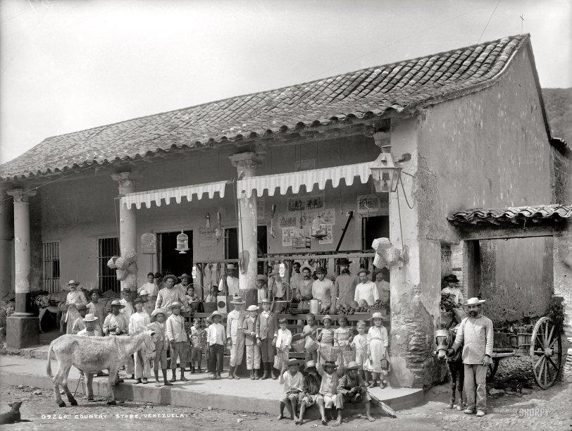 Venezuela: 1905