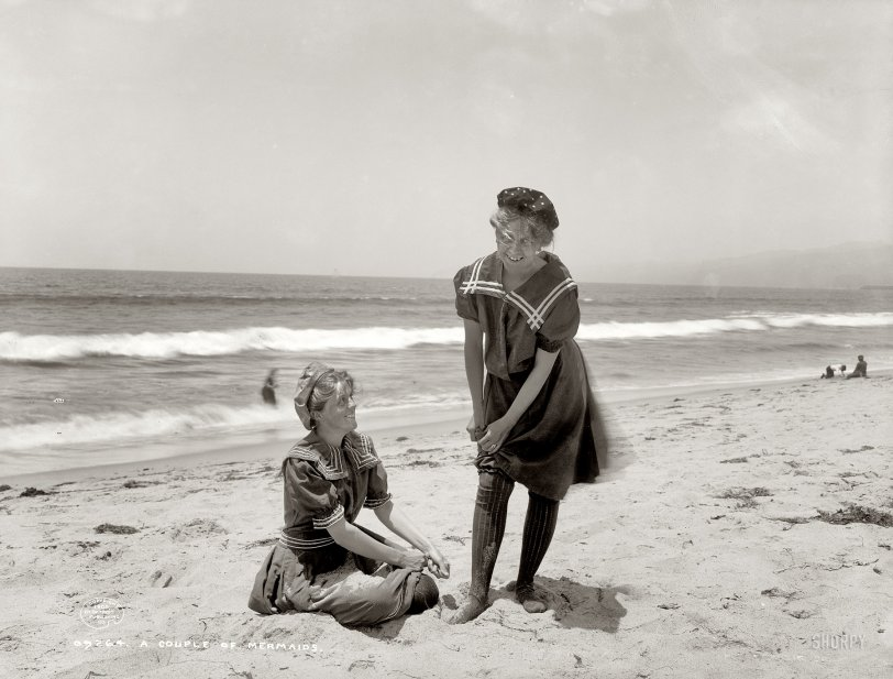 Beached: 1905