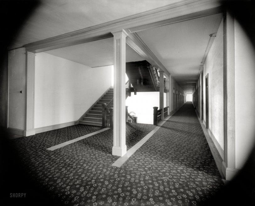 The Corridor: 1898
