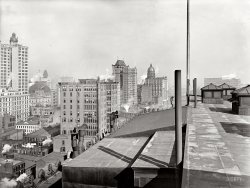 Roofscape: 1900