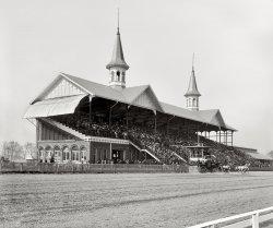 Derby Day: 1901