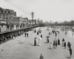 Under the Boardwalk: 1906