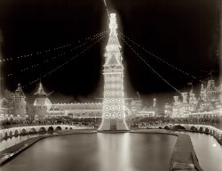 Luna Park: 1905