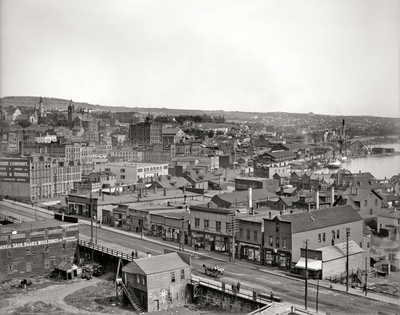 Devine's Place: 1905