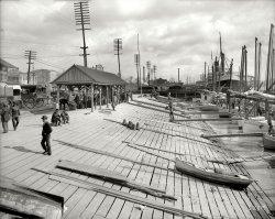 Lugger Landing: 1906