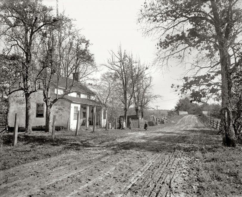 Far Hills: 1900