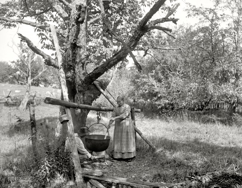 Ma Kettle: 1900