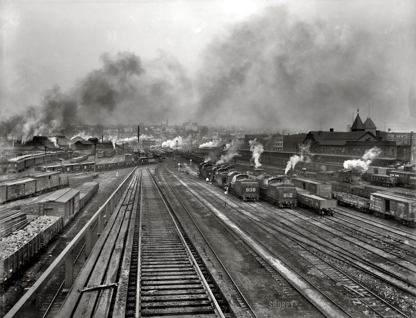 Old King Coal: 1900