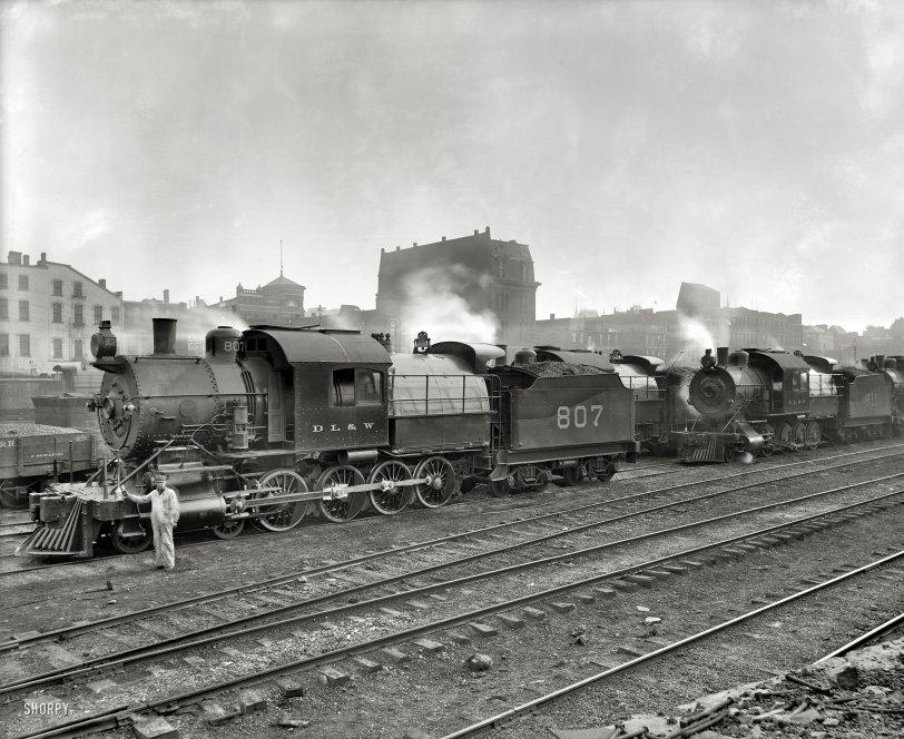 Lackawanna: 1900