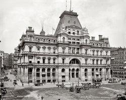 Beantown: 1900