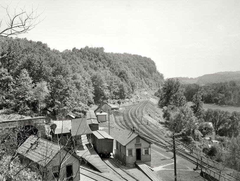 West Chunk: 1900