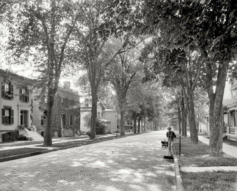 Green Street: 1900