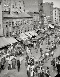 The Jewish Market: 1900