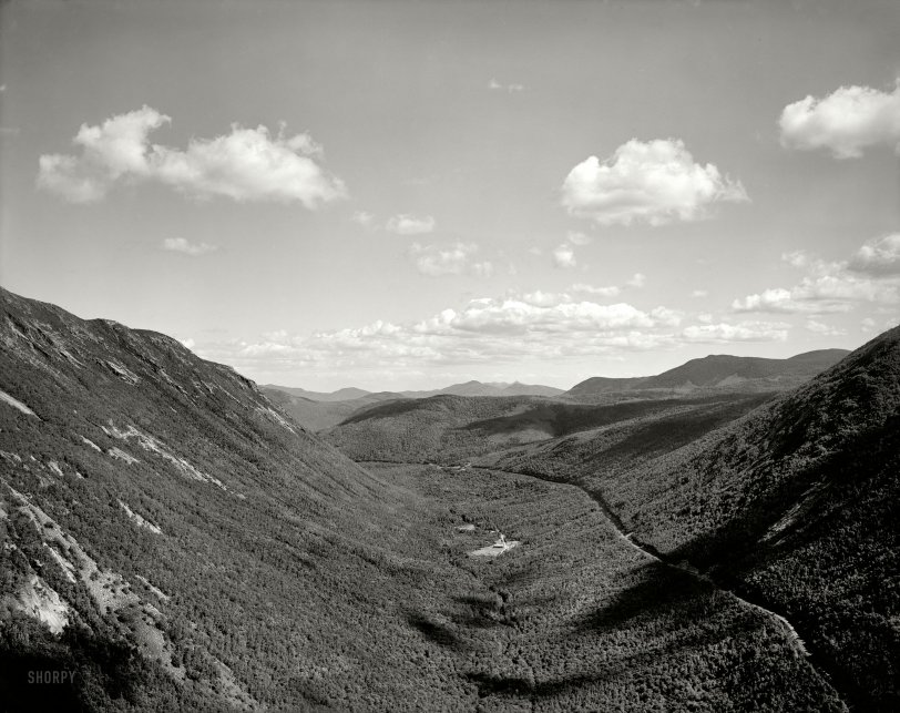 Crawford Notch: 1900