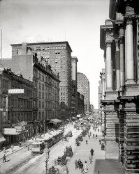 Randolph Street: 1900