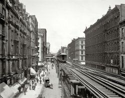 Wabash Avenue L: 1900