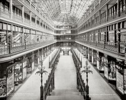 The Arcade: 1901