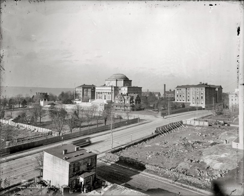 Columbia U: 1897