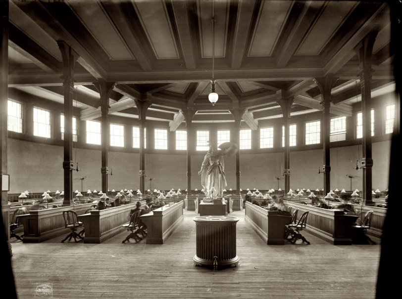 The Library: 1901