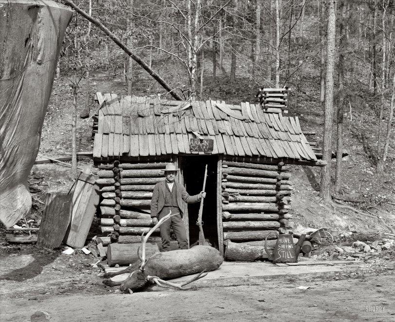 Happy Hollow: 1901