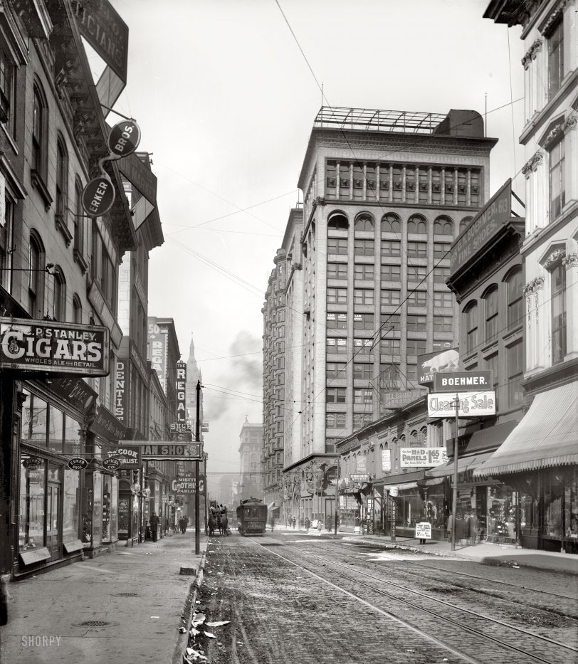 St. Louis: 1900