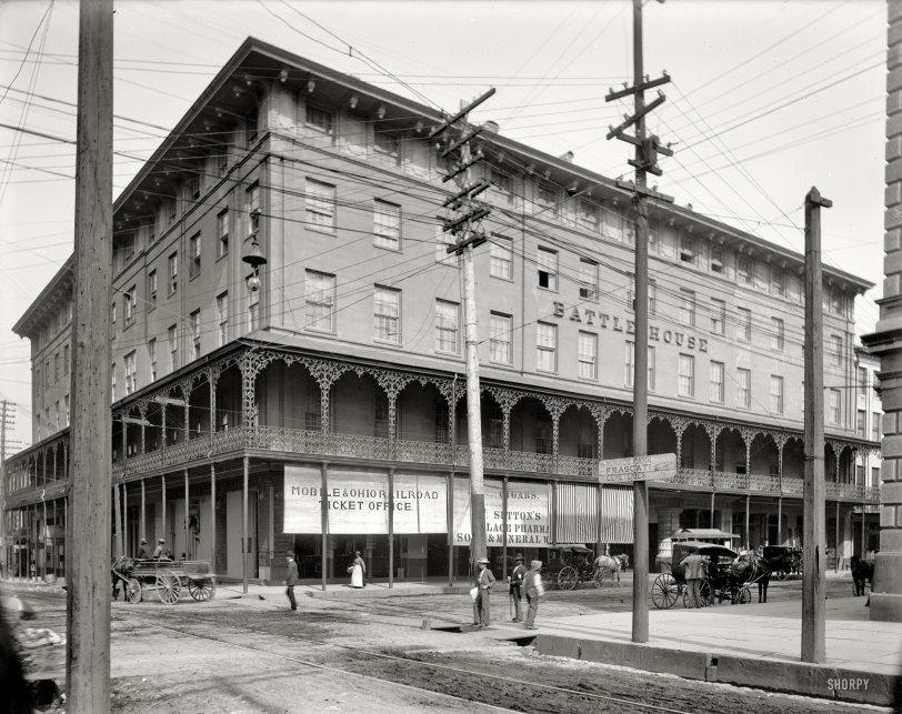 Battle House: 1901