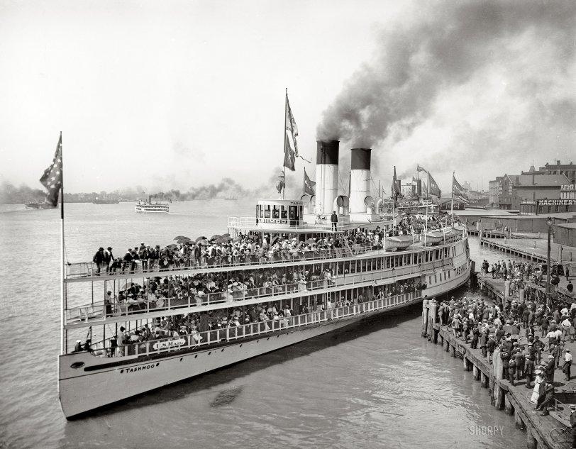 Tashmoo Too: 1901