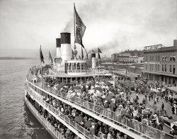 Tashmoo Trippers: 1900