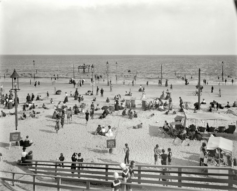 Brighton Beach: 1901