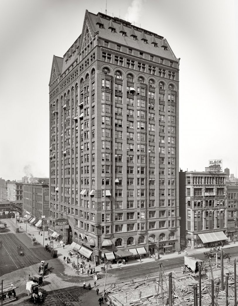 Second City: 1901