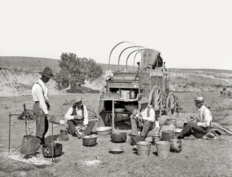 Texas Roundup: 1901