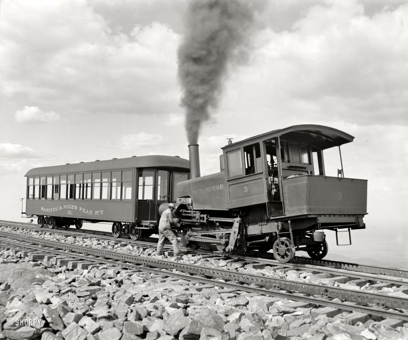 Colorado Choo-Choo: 1900