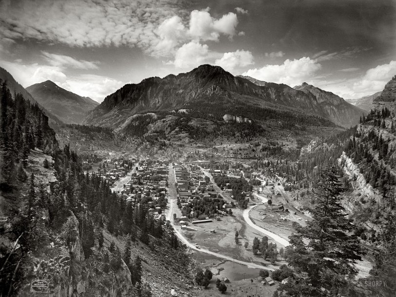 Ouray: 1901