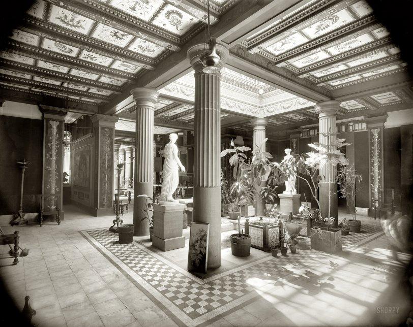 The Pompeia: 1901