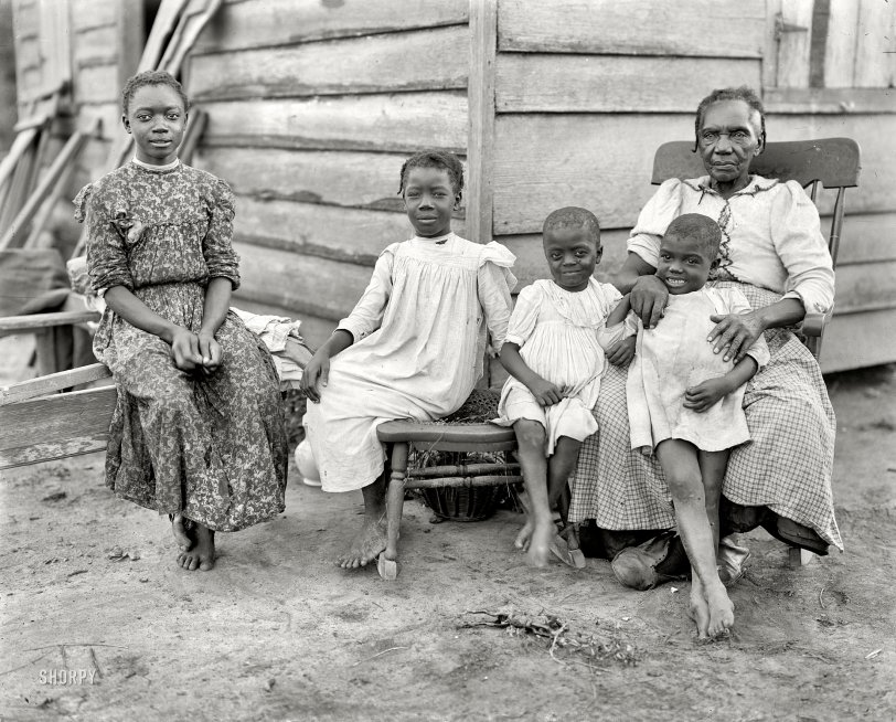 A Happy Family: 1902