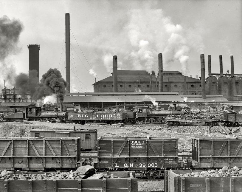 Ensley Furnace: 1906