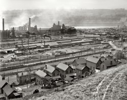 Factory Town: 1908