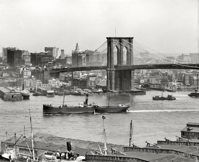 Manhattan: 1908