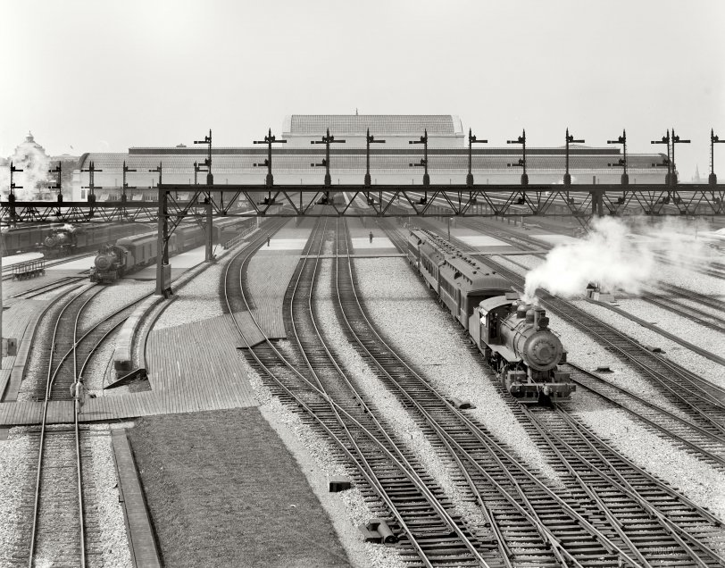 Union Station: 1908