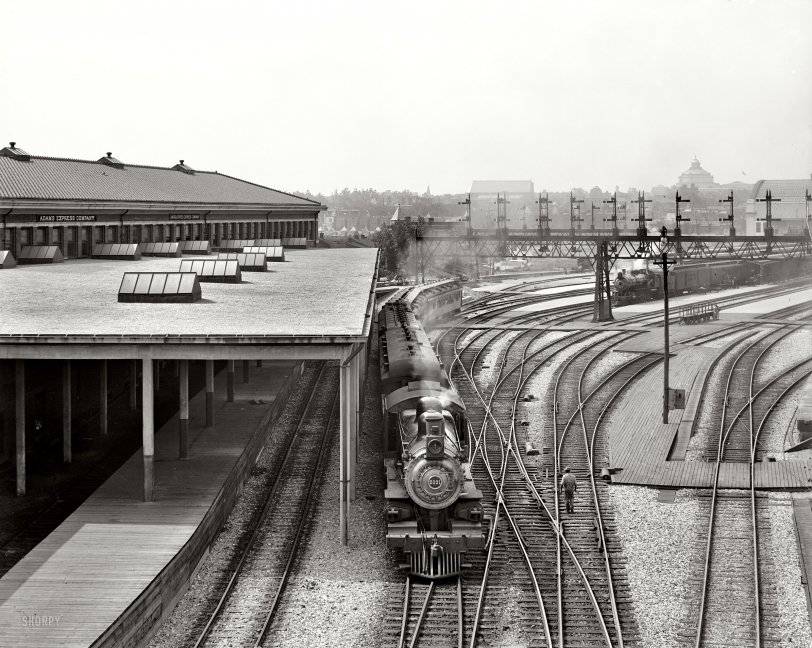 More Union Station: 1908