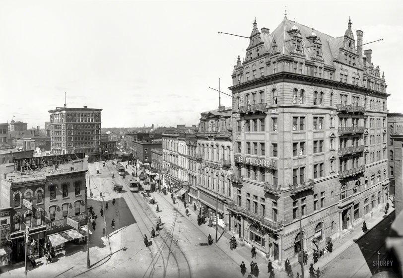 Hotel Ste. Claire: 1906